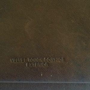 Buxton Bags - Vintage Buxton leather kisslock wallet brown